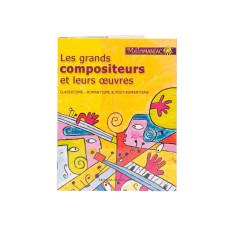 COFFRET LES GRANDS COMPOSITEURS VOL.1