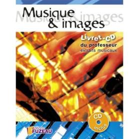 LIVRET CD PROF MUSIQUE ET IMAGES