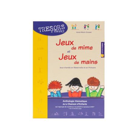 JEUX DE MIME ET JEUX DE MAINS DVD
