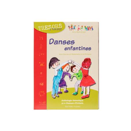 DANSES ENFANTINES DVD