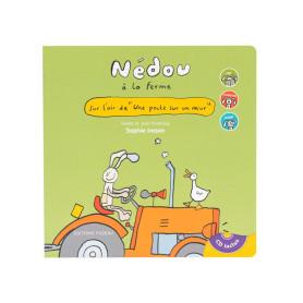 LIVRET-CD NEDOU A LA FERME