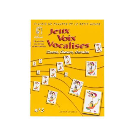 JEUX VOIX VOCALISES n°3