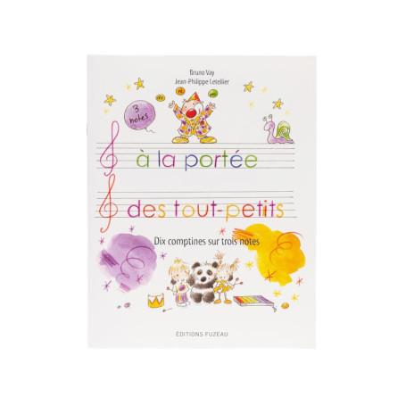 LIVRET-CD A LA PORTEE DES TOUT-PETITS