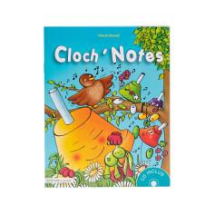 LIVRET-CD CLOCH'NOTES