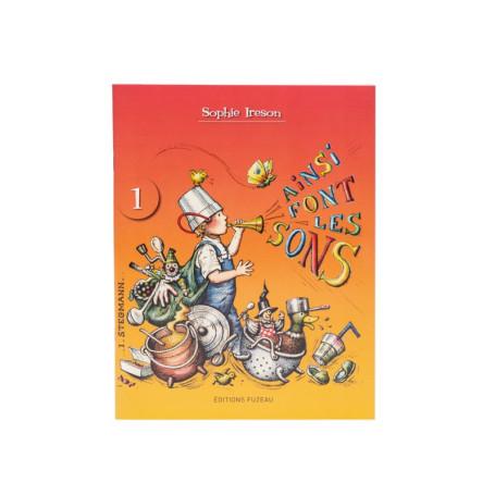 LIVRET-CD AINSI FONT LES SONS vol.1