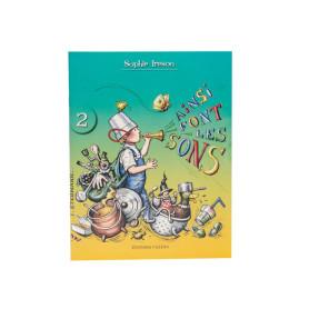 LIVRET-CD AINSI FONT LES SONS vol.2