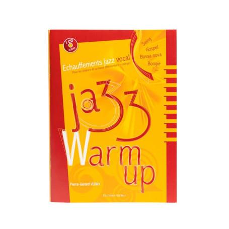 LIVRET-CD JAZZ WARM UP
