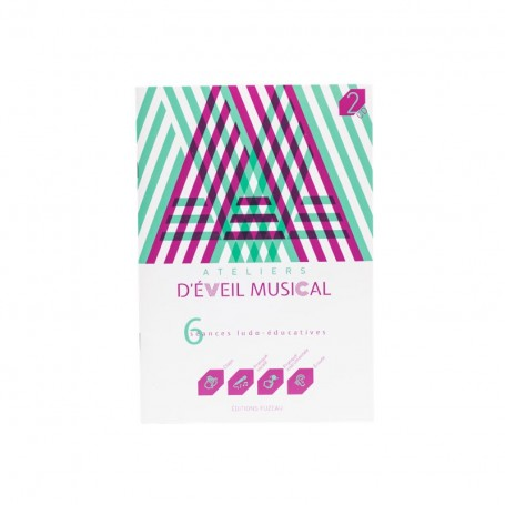 COFFRET CD ATELIER D EVEIL MUSICAL_BLEU