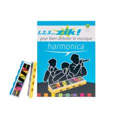 LIVRET-CD 1.2.3. ZIK HARMONICA