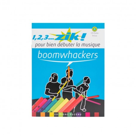 LIVRET-CD 1.2.3. ZIK BOOMWHACKERS