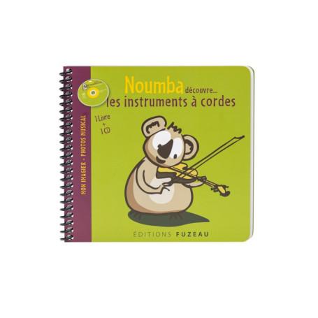 LIVRET-CD IMAGIER SONORE LES CORDES