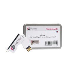 CLE USB SON A LA CARTE