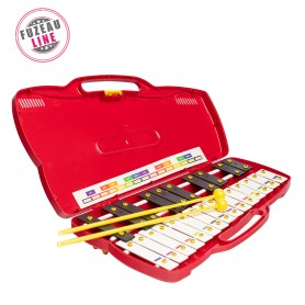 CARILLON PIANOT' FUZEAU COFFRET ROUGE