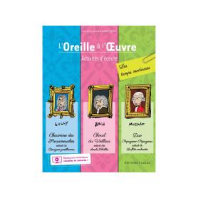 LIVRET L'OREILLE A L'OEUVRE AVEC RESSOURCES NUMERIQUES