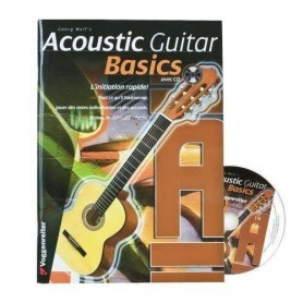METHODE ACOUSTICS GUITAR BASICS