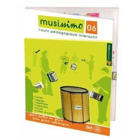 DVD MUSISSIMO VOL 6