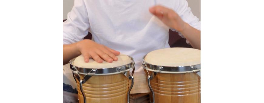 Bongo, cajons