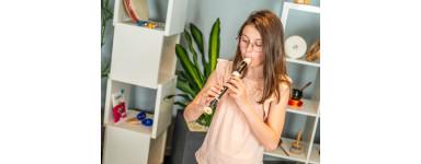 Flûtes, harmonicas, ocarinas