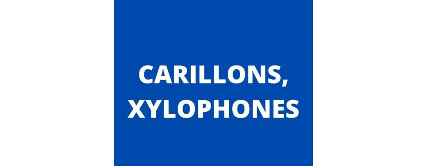 Carillons, xylophones, flûtes