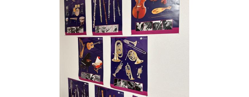 Connaissance des instruments