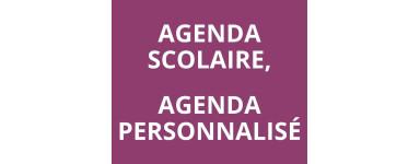 Agenda scolaire, agenda personnalisé