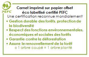Carnets PEFC